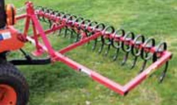 Kanga Farm Equipment 1800 stick rake