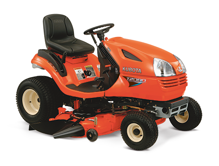 Kubtoa T Series Ride-On Mowers