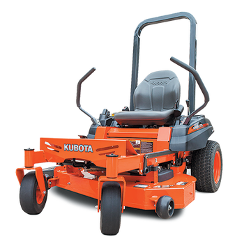Kubota Z Series Zero Turn Mowers